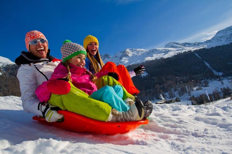 Wintersport vakanties voor alleenstaande ouders